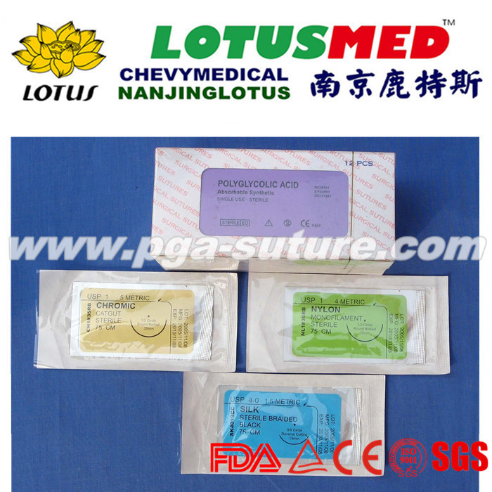 Medical PGAR Surgical Sutures