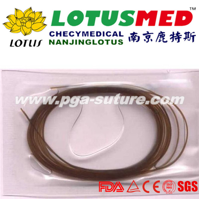 LOTUSMED Biodegradable Chromic catgut sutures