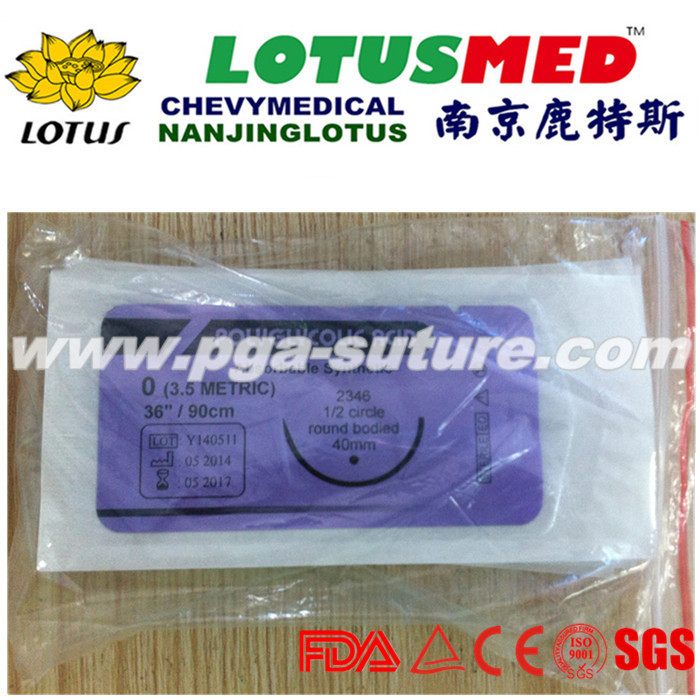 Surgical Sutures PGAR Surgical Sutures