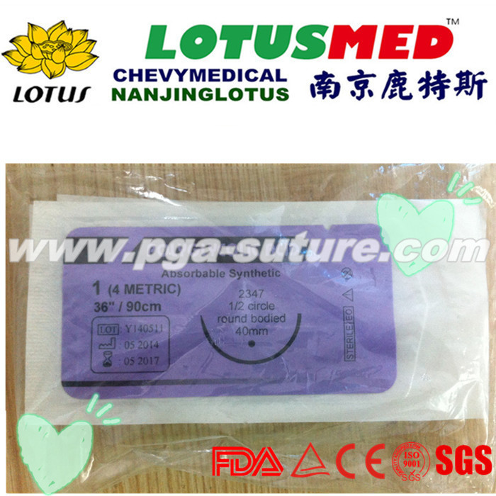 Sutures PGAR Surgical Sutures