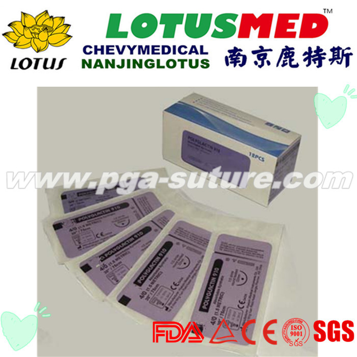 LOTUSMED Medical Suture PGAR Surgical Sutures With...