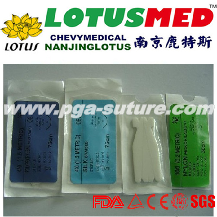 LOTUSMED Perfect Surgical Silk suture