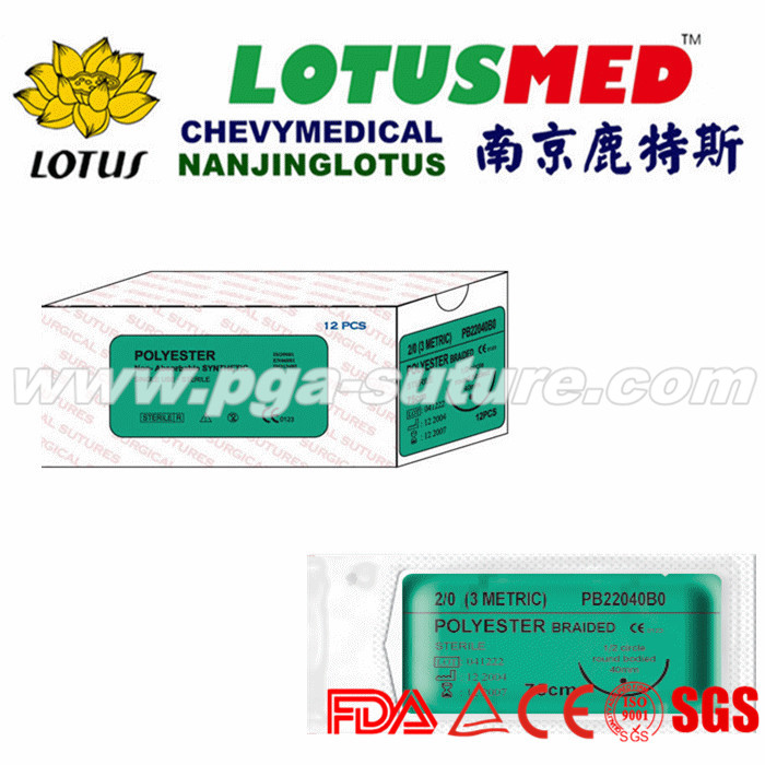 LOTUSMED Cheap Absorbable suture Without Needle