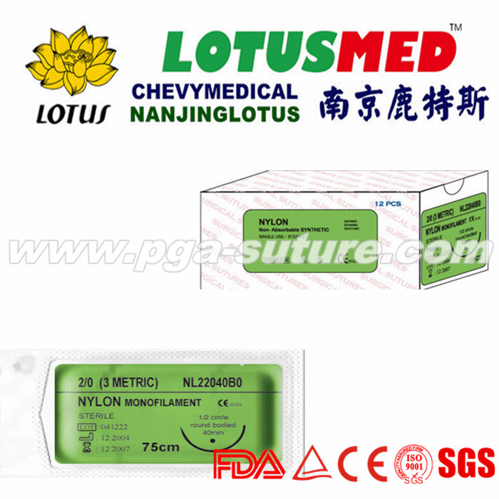 LOTUSMED Absorbable suture Without Needle