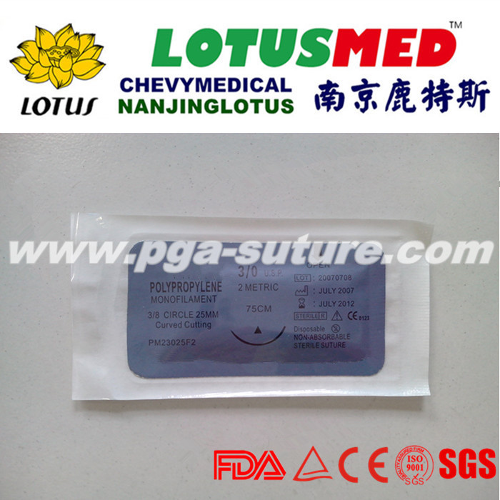 LOTUSMED Biodegradable Sutures Without Needle