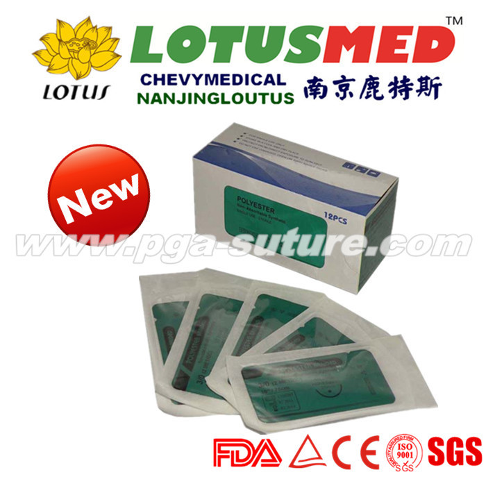 Ethico Polyester Braided Suture