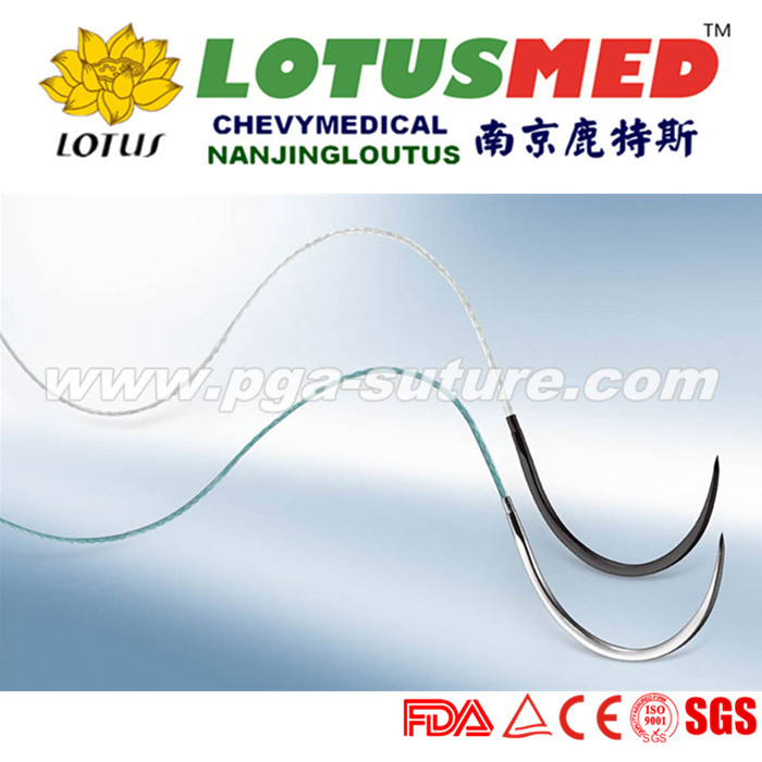 LOTUSMED Tyco Polyester Braided Suture