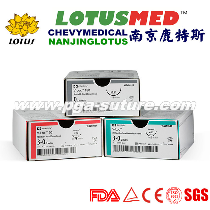 LOTSMED Absorbable plain catgut surgical suture