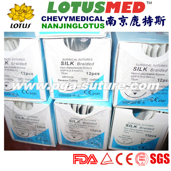 LOTSMED Top Quality Absorbable Plain Catgut Suture...