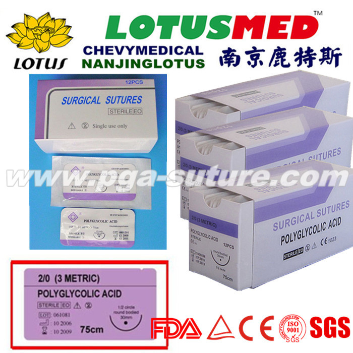 Nanjing LOTUS High Quality Polyglycolic Acid Rapid...