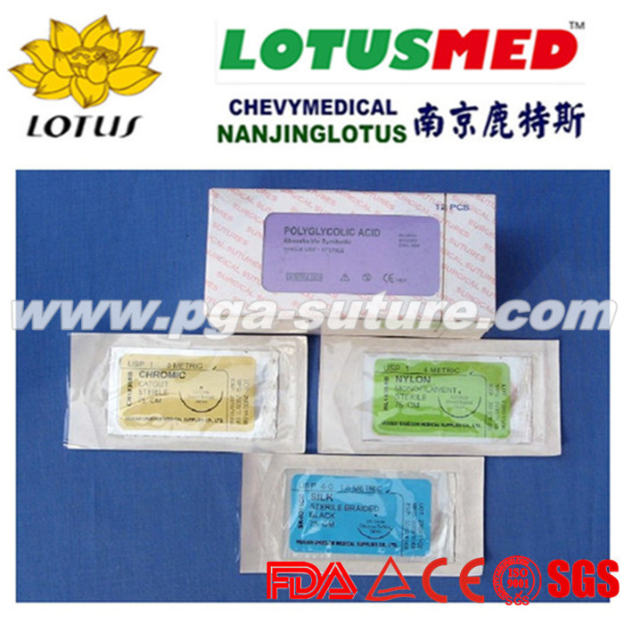 LOTUSMEDBraun Absorable Sutures