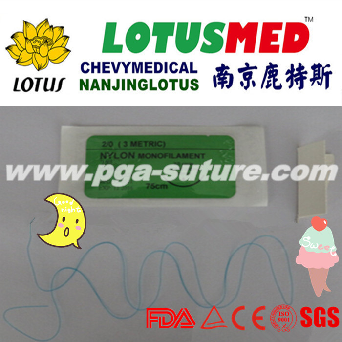 LOTUSMED Surgical Suture Without Needle