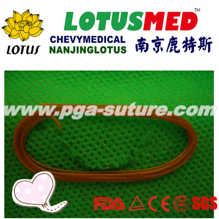 LOTUSMED Disposable Surgical Suture Without Needle...