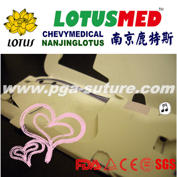 LOTUSMED Medical Types Of Surgical Sutures
