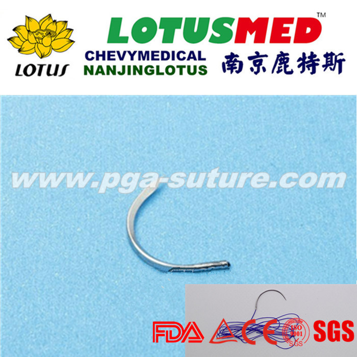 LOTUSMED Synthetic Absorbable Nylon Suture With CE